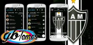 Tema GBWhatsapp – Atletico Mineiro