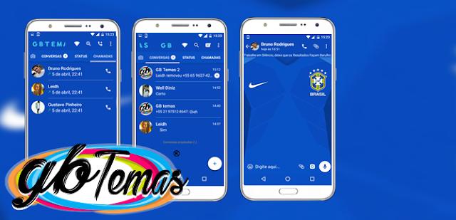 Tema GBWhatsapp – Seleção Brasileira l