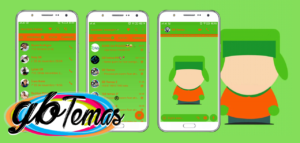 Tema GBWhatsapp - South Park Kyle
