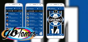 Tema GBWhatsapp - Grêmio